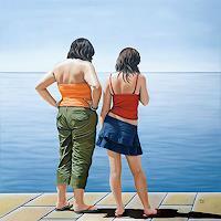 Kerstin-Arnold-Menschen-Paare-Gesellschaft-Neuzeit-Realismus
