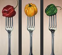 Kerstin Arnold, hot chili pepper