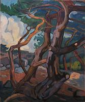 F. Brandner, pine tree