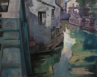 F. Brandner, Water City