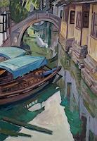 F. Brandner, Am Kanal