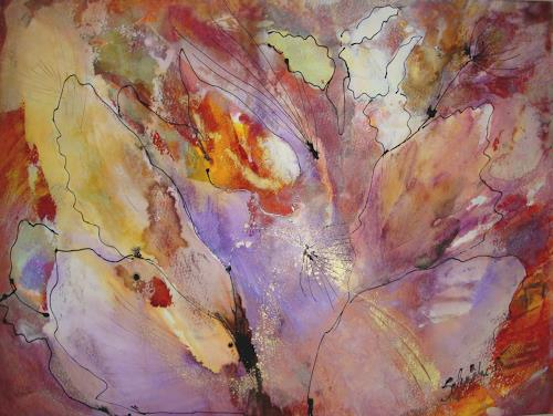 Ingeborg Schnöke, Butterfly, Fantasie, Expressionismus