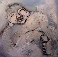 Ingeborg-Schnoeke-Glauben-Poesie-Moderne-Abstrakte-Kunst