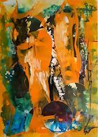Ingeborg-Schnoeke-Abstraktes-Moderne-Abstrakte-Kunst-Informel
