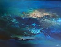 Ingeborg-Schnoeke-Natur-Wasser-Poesie-Moderne-Abstrakte-Kunst