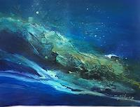 Ingeborg-Schnoeke-Natur-Diverse-Poesie-Moderne-Abstrakte-Kunst