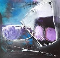 Ingeborg-Schnoeke-Abstraktes-Essen-Moderne-Abstrakte-Kunst