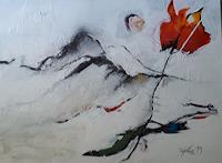 Ingeborg-Schnoeke-Fantasie-Poesie-Moderne-Abstrakte-Kunst