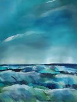 Ingeborg-Schnoeke-Poesie-Moderne-Abstrakte-Kunst