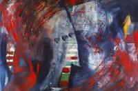 Ingeborg-Schnoeke-Abstraktes-Abstraktes-Moderne-Abstrakte-Kunst