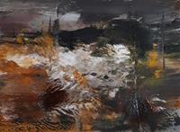 Ingeborg-Schnoeke-Landschaft-Abstraktes-Moderne-Abstrakte-Kunst