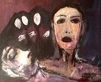 Despina Papadopoulou, -Die Klageweiber-