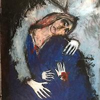 Despina-Papadopoulou-Diverse-Gefuehle-Gegenwartskunst-Neo-Expressionismus
