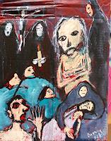 Despina-Papadopoulou-Tod-Krankheit-Moderne-Symbolismus