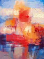 Lutz-Baar-Abstraktes-Dekoratives-Moderne-Moderne