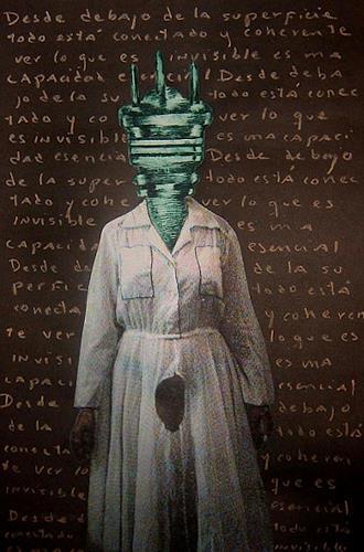 Aragon, Ver lo invisible, Diverses, Diverses, Konzeptkunst, Abstrakter Expressionismus