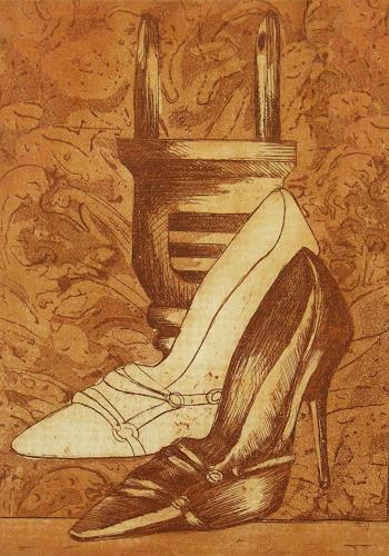 Aragon, O/T, Fashion, Art Déco