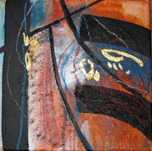 michael oberlik, OR-08,, Abstraktes, Diverses, Informel