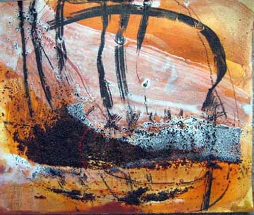 michael oberlik, B-07/1, Abstraktes, Abstrakte Kunst