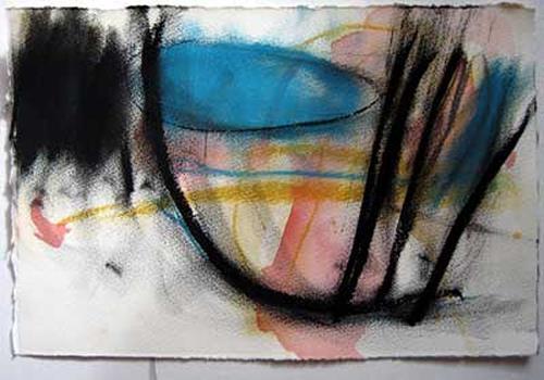 michael oberlik, E06 -3, Abstraktes, Abstrakte Kunst