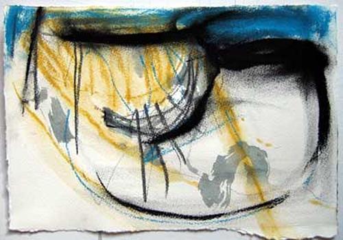 michael oberlik, E06 - 6, Abstraktes, Abstrakte Kunst