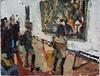 H. Andermatt, Uffizien mit Uccello