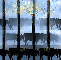 Walter-Lehmann-Tiere-Land-Gegenwartskunst-Neo-Expressionismus