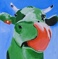 Walter-Lehmann-Tiere-Moderne-Expressionismus-Neo-Expressionismus
