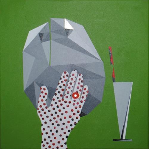 Walter Lehmann, Sowas..., Gefühle, Abstrakte Kunst