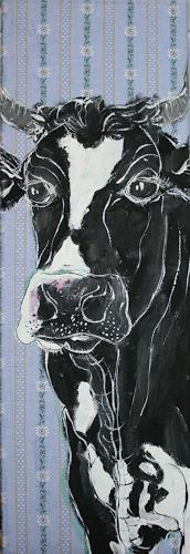 Regula Kummer, Kuh, Kaluga, Cow Kaluga, Tiere: Land, Gegenwartskunst