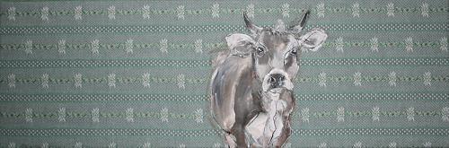 Regula Kummer, Kuh, Lulu/Cow, Lulu, Tiere: Land, Gegenwartskunst