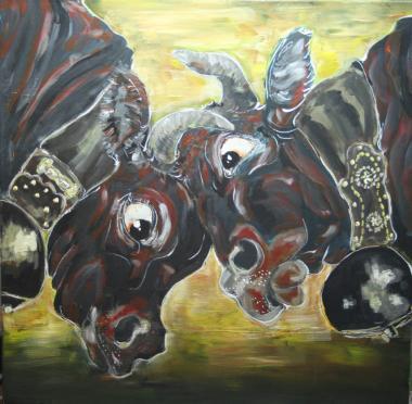 Kunst von Regula Kummer