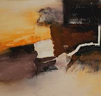 Agnes-Lang-Landschaft-Sommer-Abstraktes-Gegenwartskunst--Gegenwartskunst-