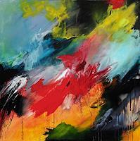 Agnes-Lang-Abstraktes-Bewegung-Moderne-Abstrakte-Kunst