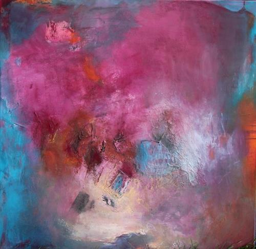 Agnes Lang, Zeit der Stille, Abstraktes, Diverses, Gegenwartskunst