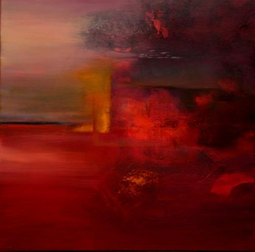 Agnes Lang, O.T, Diverses, Abstraktes, Gegenwartskunst, Expressionismus