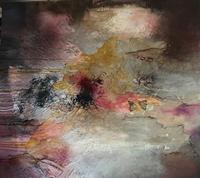 Agnes-Lang-Fantasie-Maerchen-Moderne-Abstrakte-Kunst-Informel