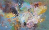 Agnes-Lang-Abstraktes-Fantasie-Moderne-Abstrakte-Kunst