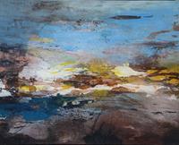 Agnes Lang, landscape abstrakt ll