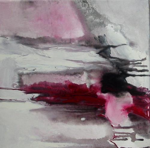 Agnes Lang, Popart Minis, Abstraktes, Fantasie, Informel