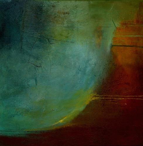 Agnes Lang, Anziehungskraft, Diverse Weltraum, Abstraktes, Abstrakte Kunst, Abstrakter Expressionismus