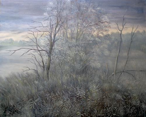 hofmannsART, Raureifzauber, Zeiten: Winter, Landschaft: Winter, Naturalismus