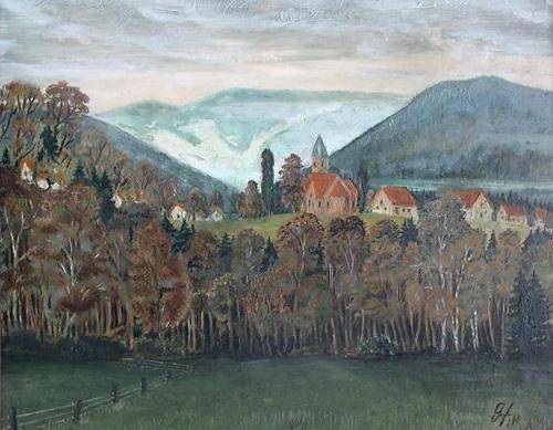 Günther Hofmann, Mußbach (Freiamt), Diverse Landschaften