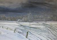 Guenther-Hofmann-Landschaft-Winter-Zeiten-Winter