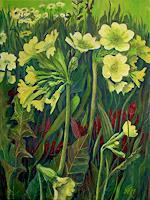 hofmannsART-Pflanzen-Blumen-Natur-Diverse-Moderne-Naturalismus