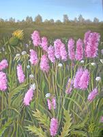 hofmannsART-Pflanzen-Blumen-Landschaft-Fruehling-Moderne-Impressionismus
