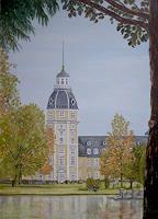 hofmannsART-Diverse-Bauten-Moderne-Impressionismus
