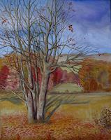 hofmannsART-Landschaft-Herbst-Zeiten-Herbst-Moderne-Abstrakte-Kunst