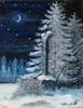 hofmannsART, Winternacht