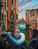 R. Heyder, Carnevale di Venezia